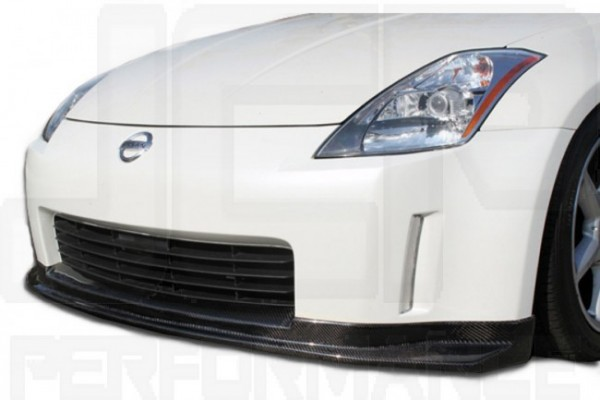 Design Nismo Style Frontlippe Polyurethan Nissan 350Z