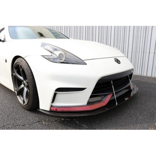 APR Performance Nissan 370z Nismo Carbon Fiber Wind Splitter