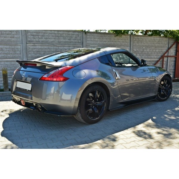 heck spoiler aufsatz abrisskante nissan 370z heckfl gel. Black Bedroom Furniture Sets. Home Design Ideas