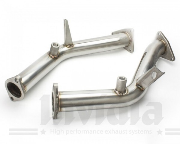 350Z Coupe/Roadster Z33 02/- Testpipe